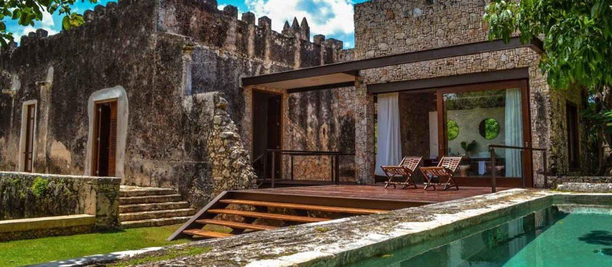 Haciendas para bodas en Mérida