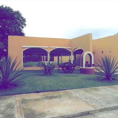 Quintas para bodas en Mérida