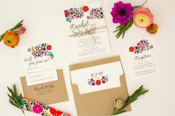 boda regional yucateca invitaciones