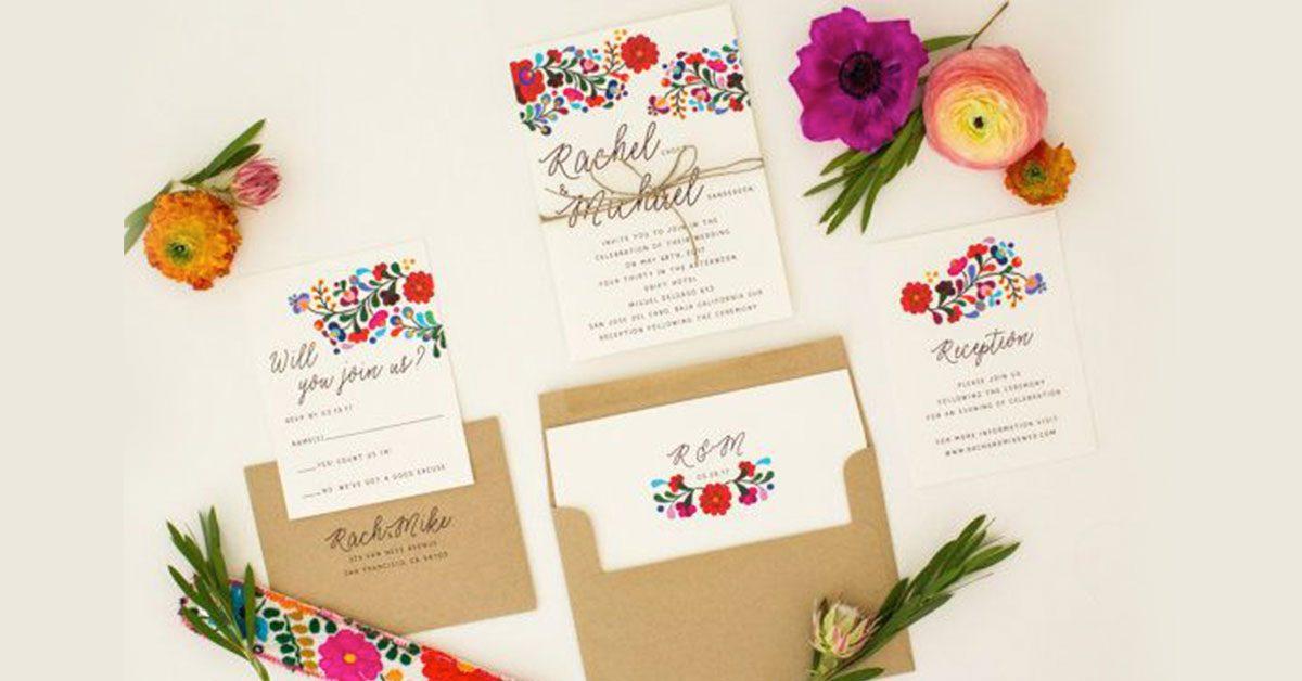 invitaciones para bodas yucatecas