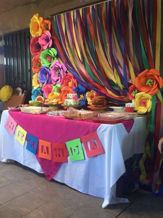 Decoración para boda yucateca