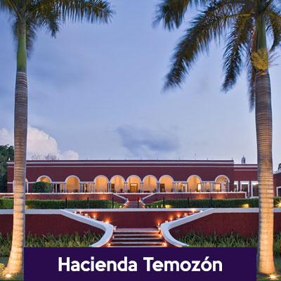 Hacienda Temozón Yucatán