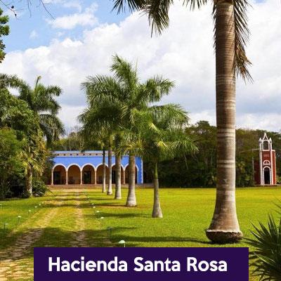 Hacienda Santa Rosa Yucatán Bodas Mérida