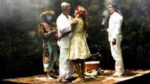 boda ceremonia maya